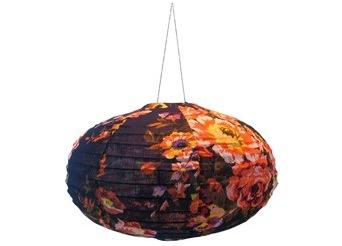 """flower paper lantern"""