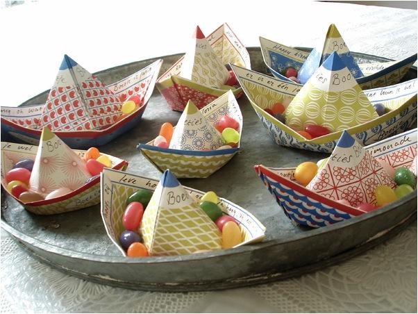 """jurianne matter paper boats"""