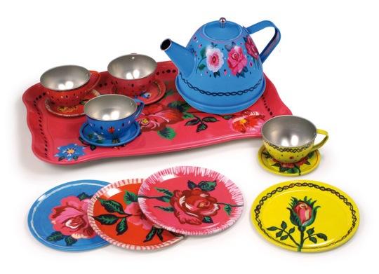 """""""vilac tea party set"""""""