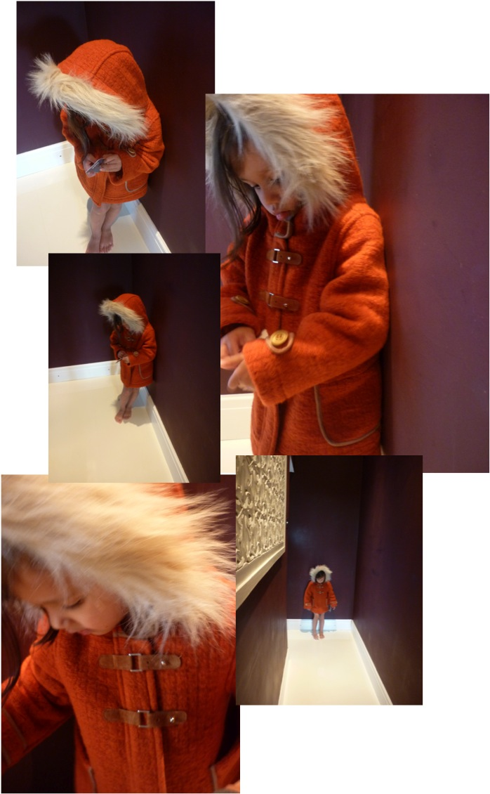 """Zara kids coat autumn winter 2011"""