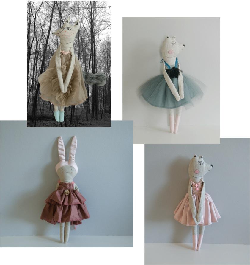 """hand made dolls"""