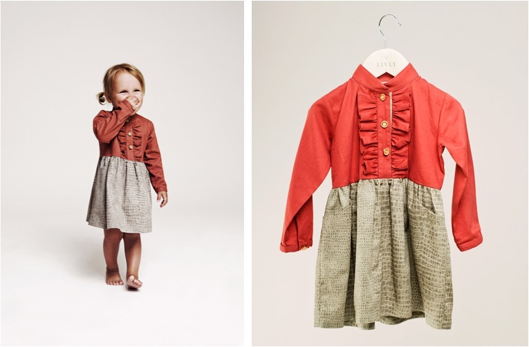 """livly scandinavian kids fashion"""