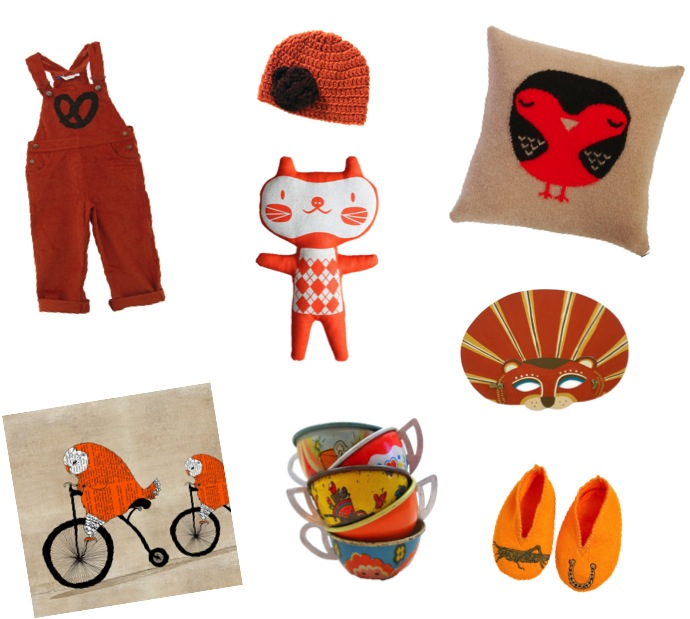 """orange style for children"""