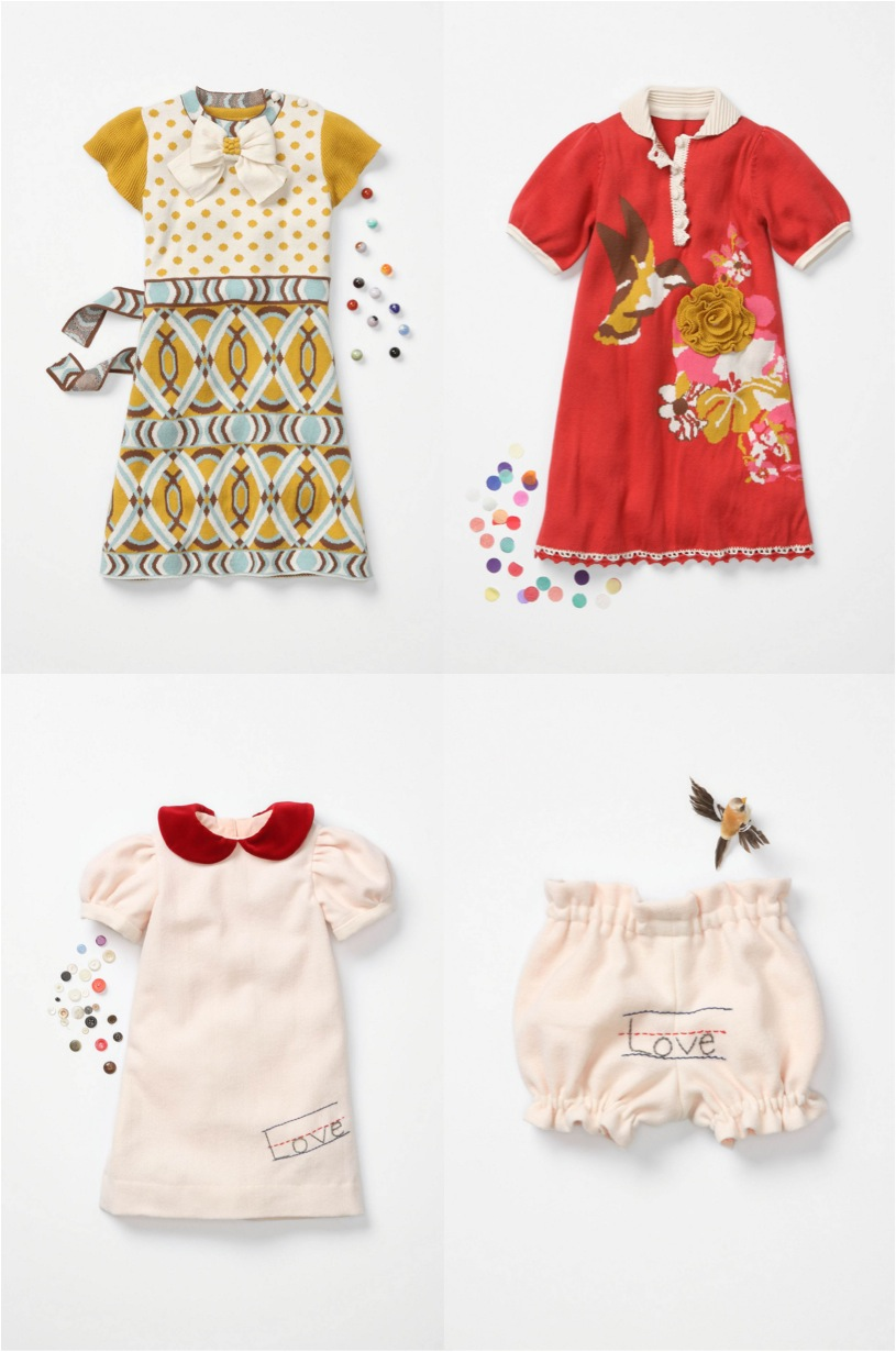 """""""Anthropologie kids clothes"""""""