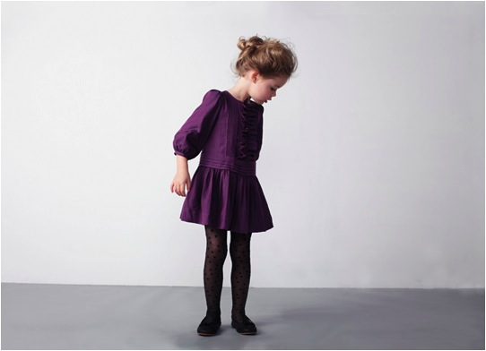 """purple dress for girls"""