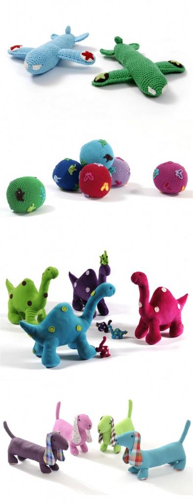 """crochet animal toys"""