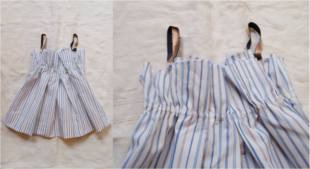 """""""striped sundress for babies"""""""