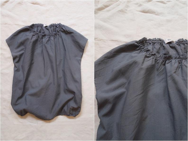 """""""girls charcoal summer dress"""""""
