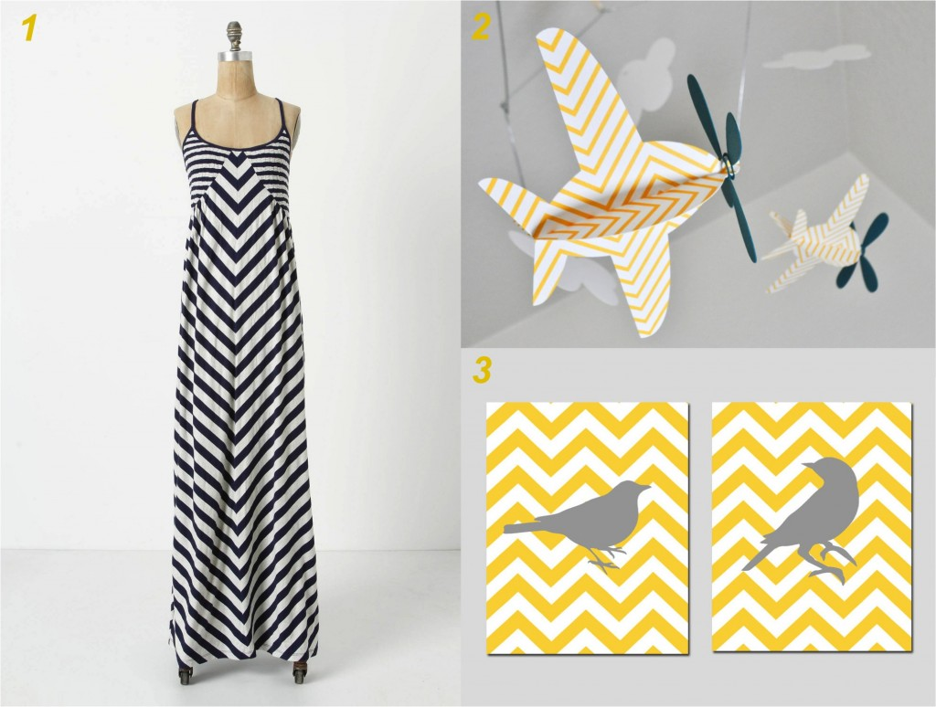 """yellow and black chevron dress, art, mobile"""
