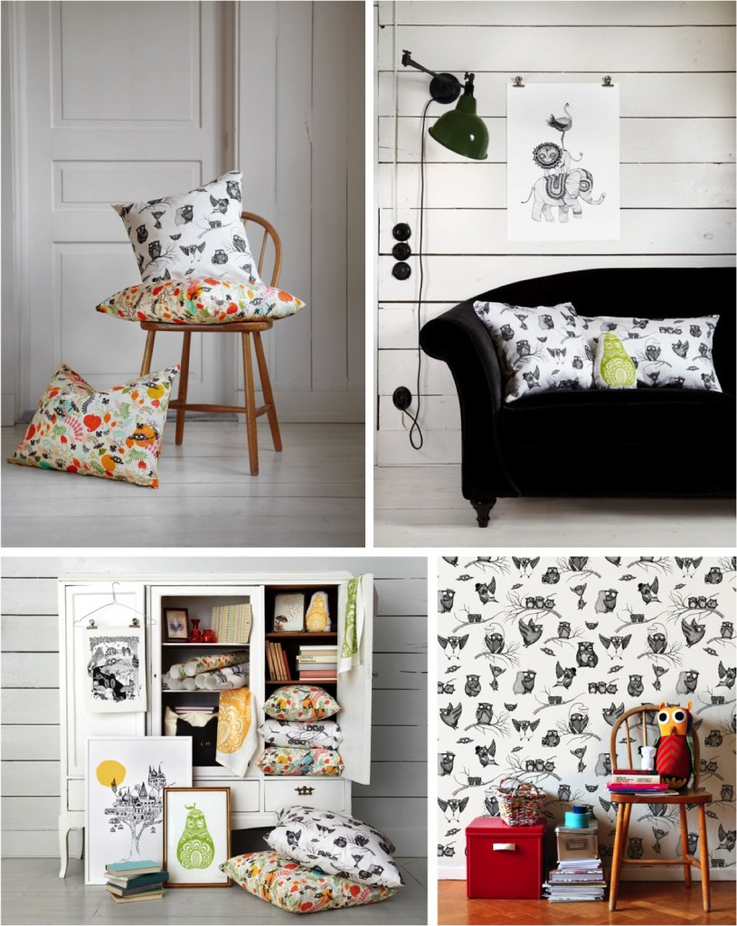 """scandinavian kids room decor"""