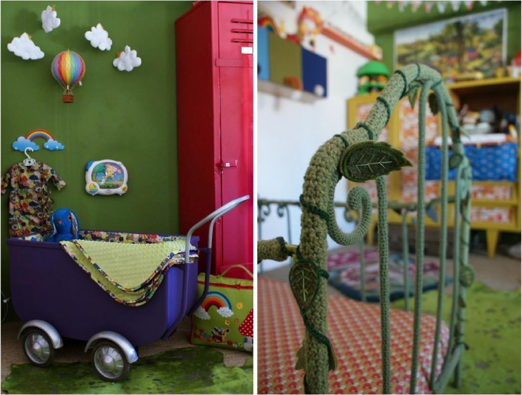 """""""vintage kids nursery"""""""