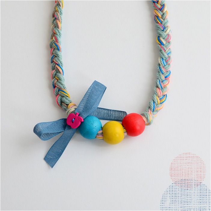 """""""colourful necklace for girls"""""""