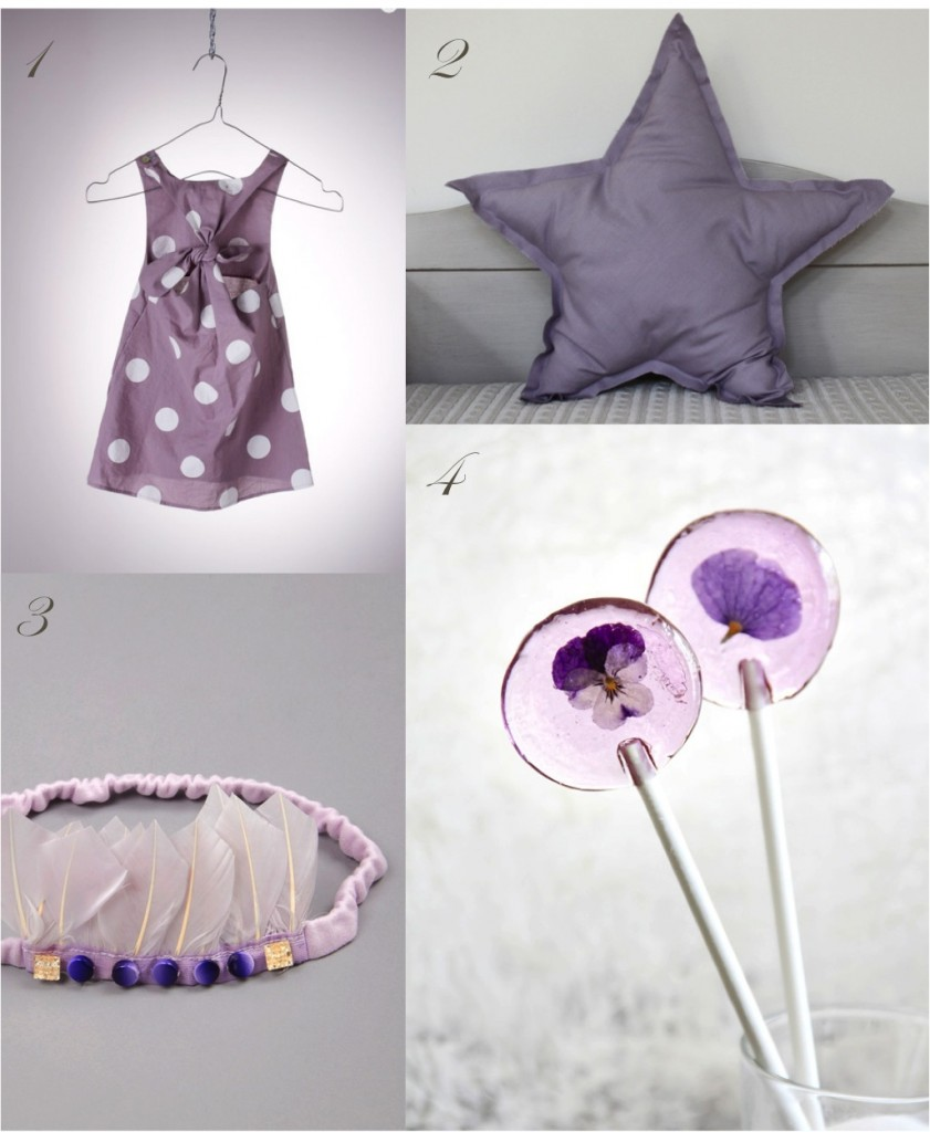 """lilac dress for girls"""