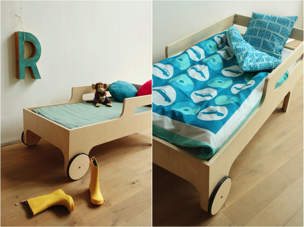 """wooden toddler bed"""