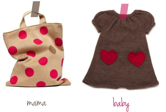 """wool dress for baby girls"""