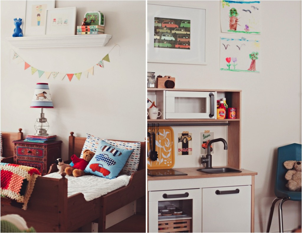 """""""vintage inspired rooms for boys"""""""