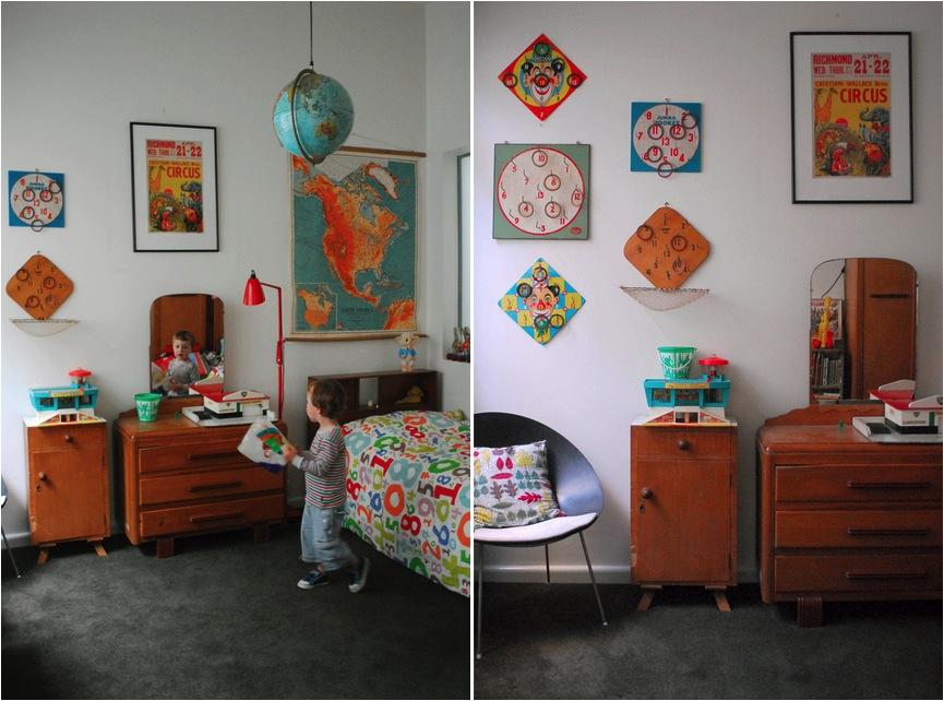 """""""vintage boys room"""""""