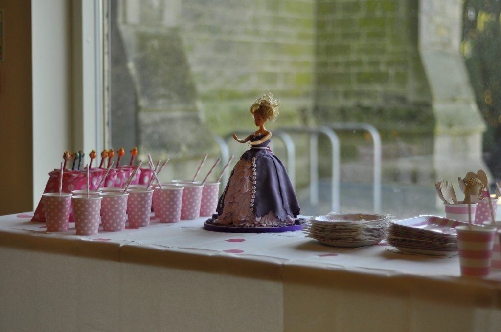 """princess cake London"""