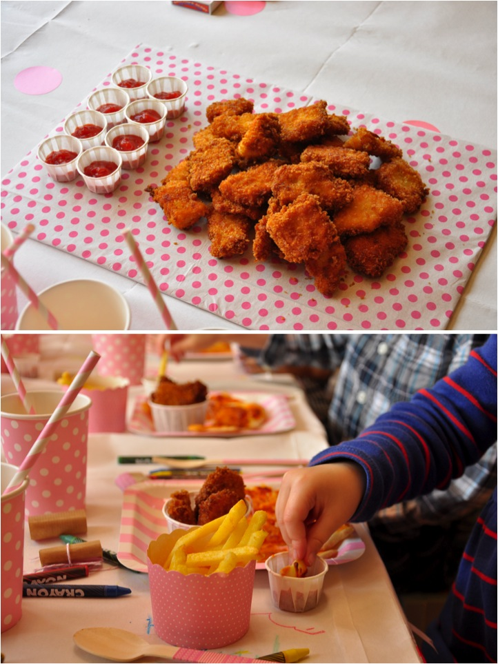 """kids party food ideas"""