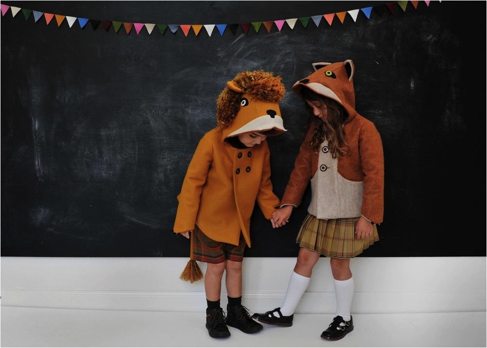 """animal coats for kids"""