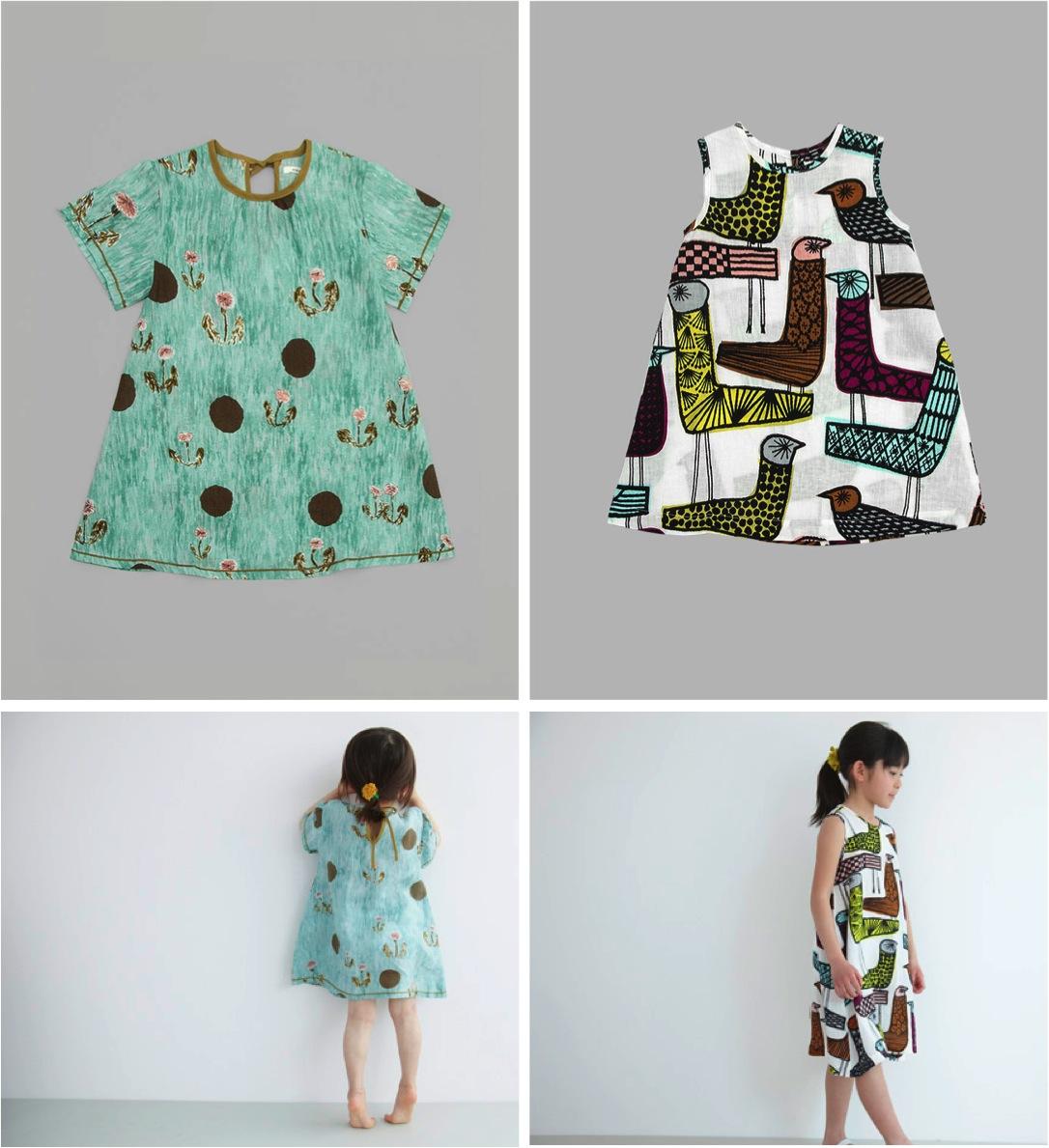 """mina perhonen japanese kids clothes"""