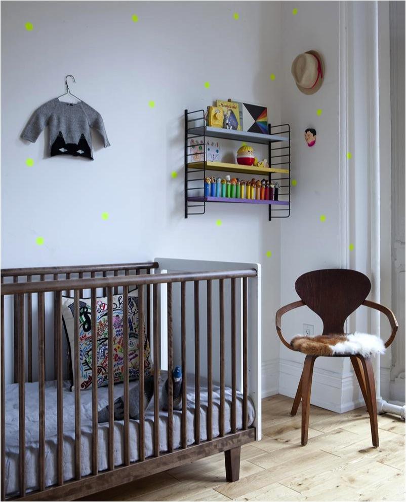 """walnut baby cot crib"""