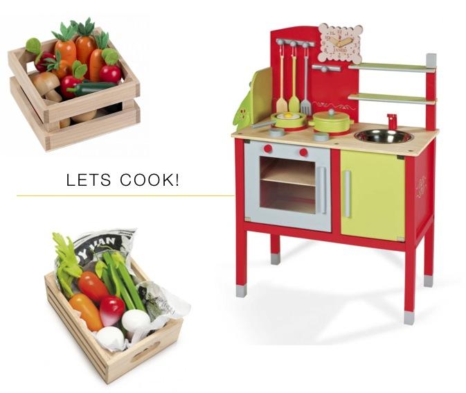 """""""wooden toy kitchen"""""""