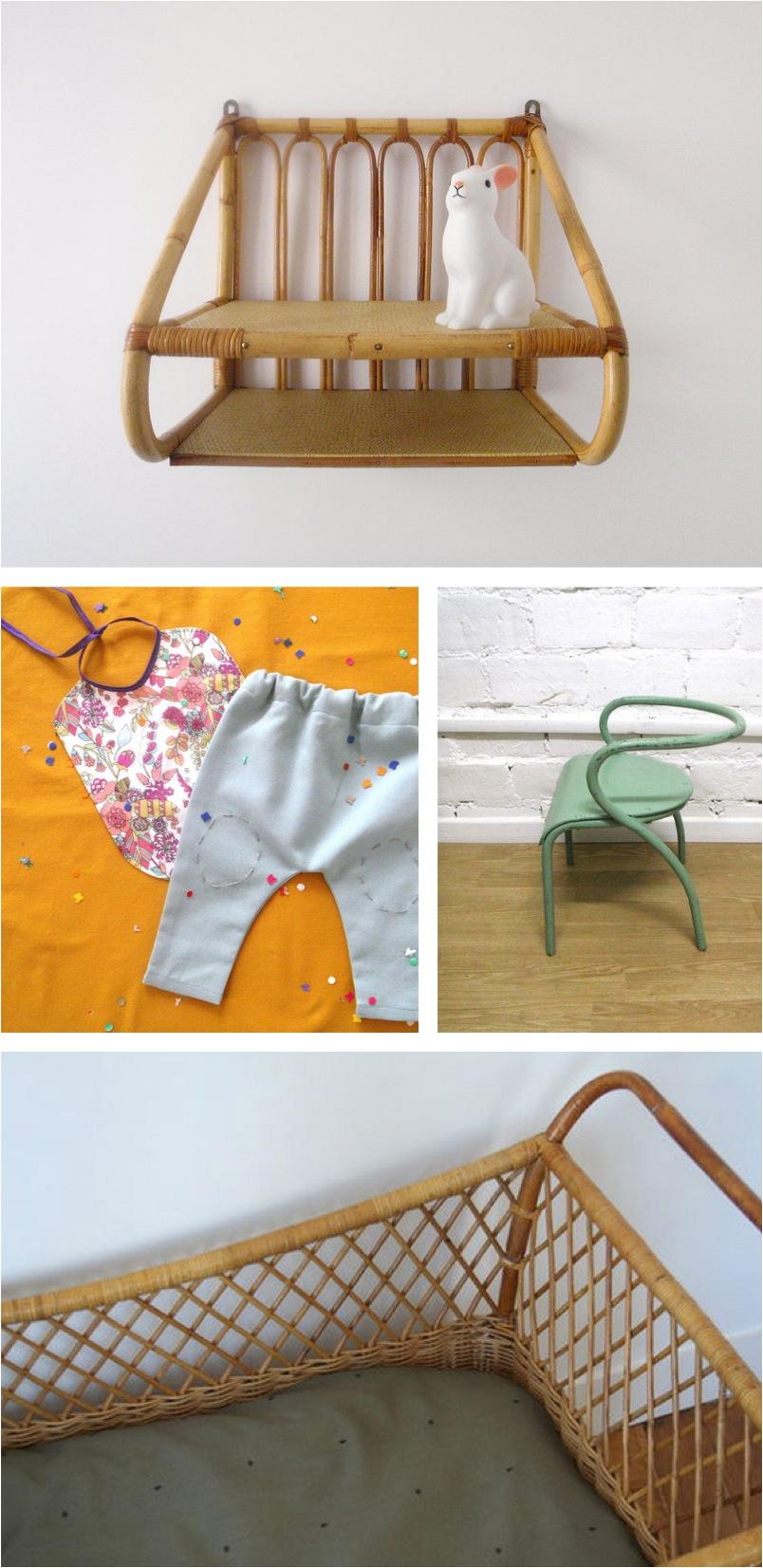 """""""vintage furniture for kids"""""""