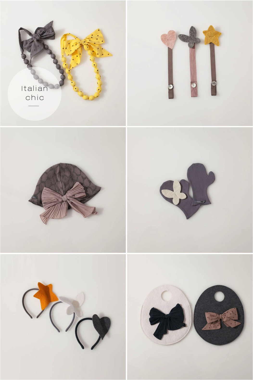 """""""European accessories for girls and babies"""""""
