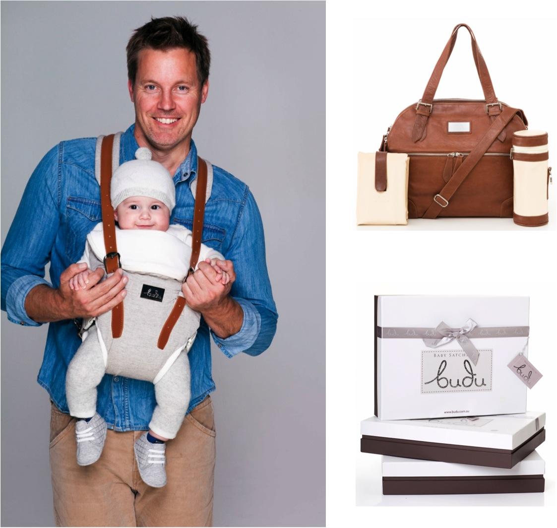 """""""budu stylish baby carrier"""""""
