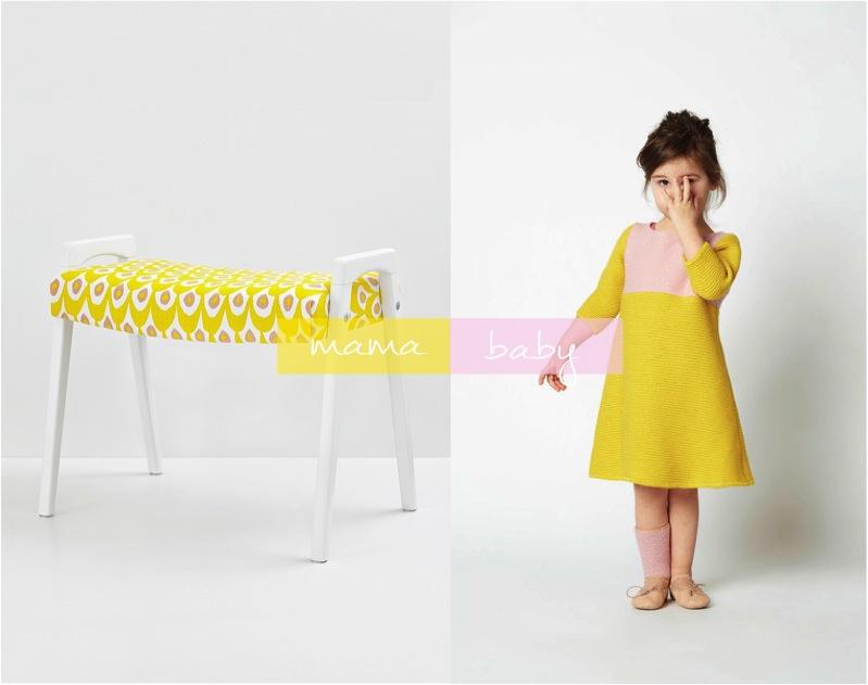 """""""yellow winter dress girls"""""""