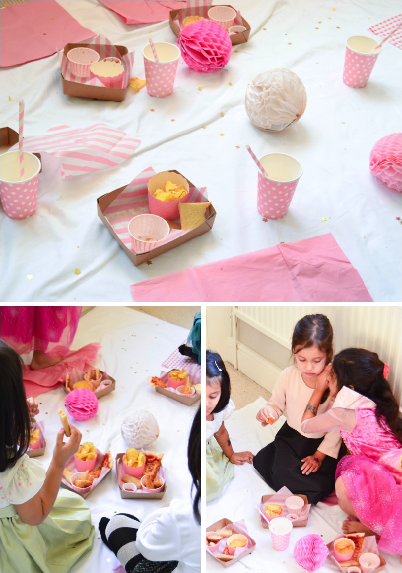 """girls 5th birthday party ideas"""