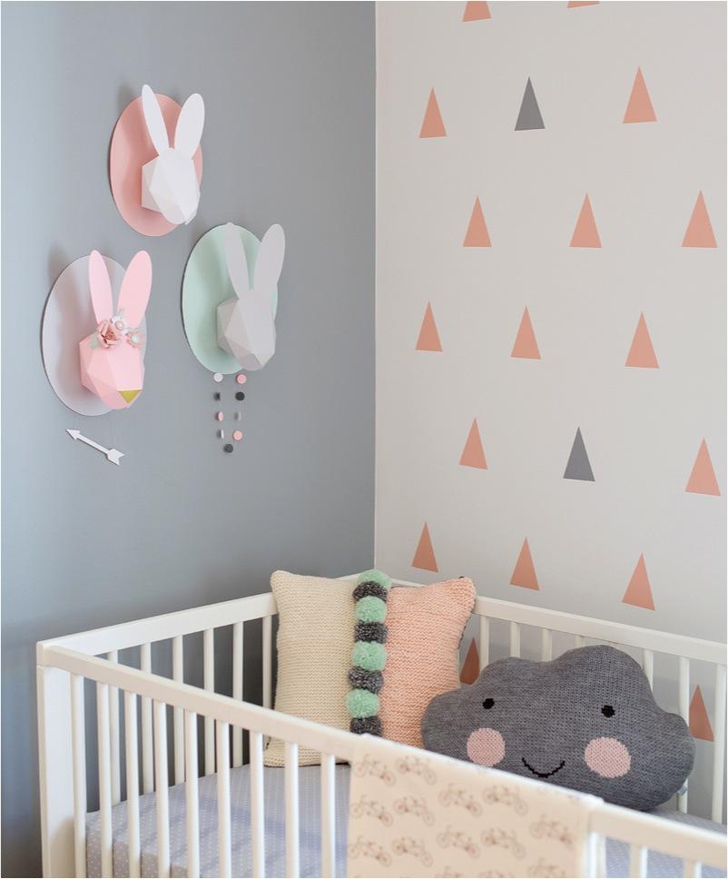 """pastel baby nursery"""