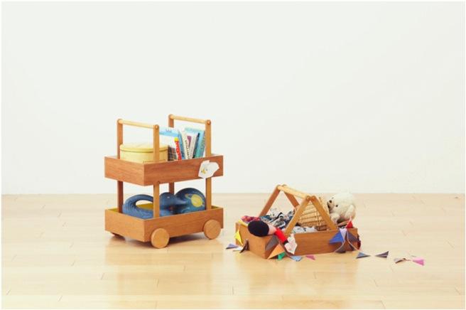 """""""wooden toy storage"""""""