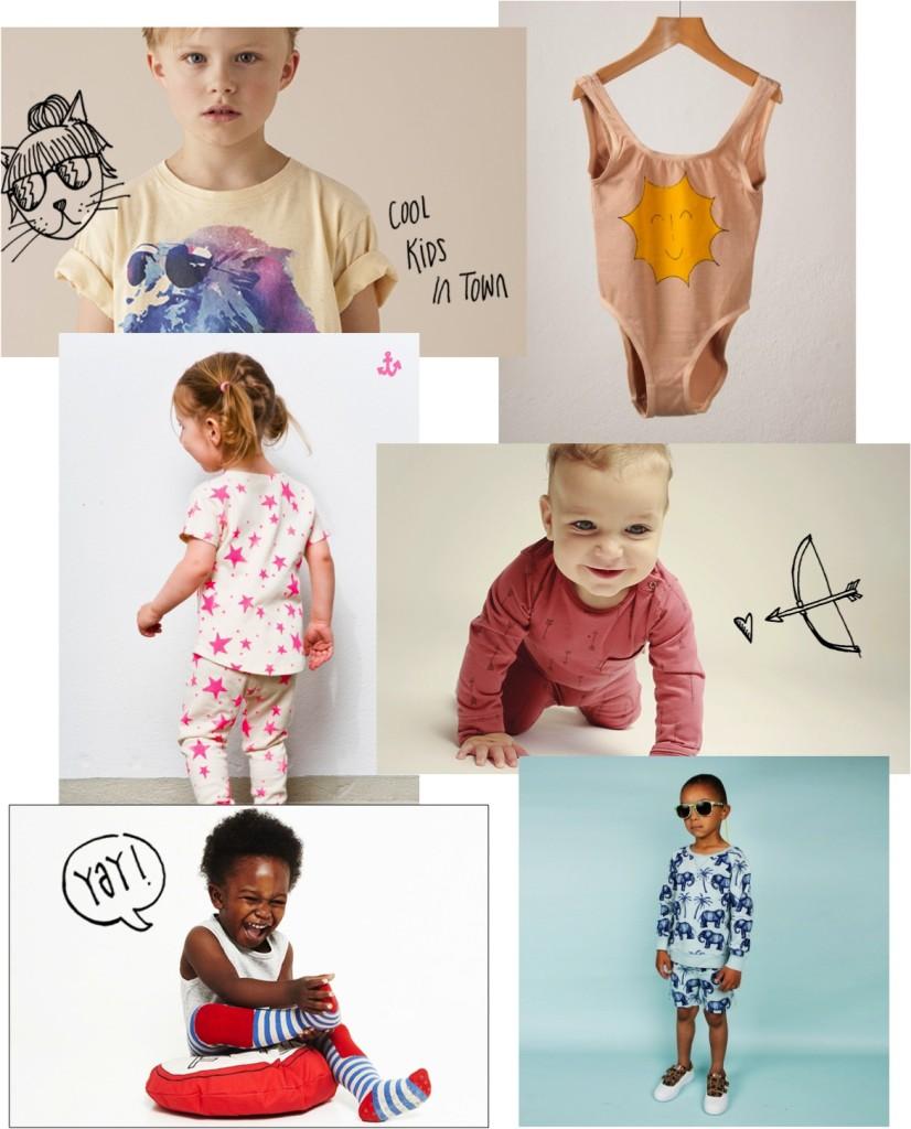 """""""European kids clothing shop"""""""