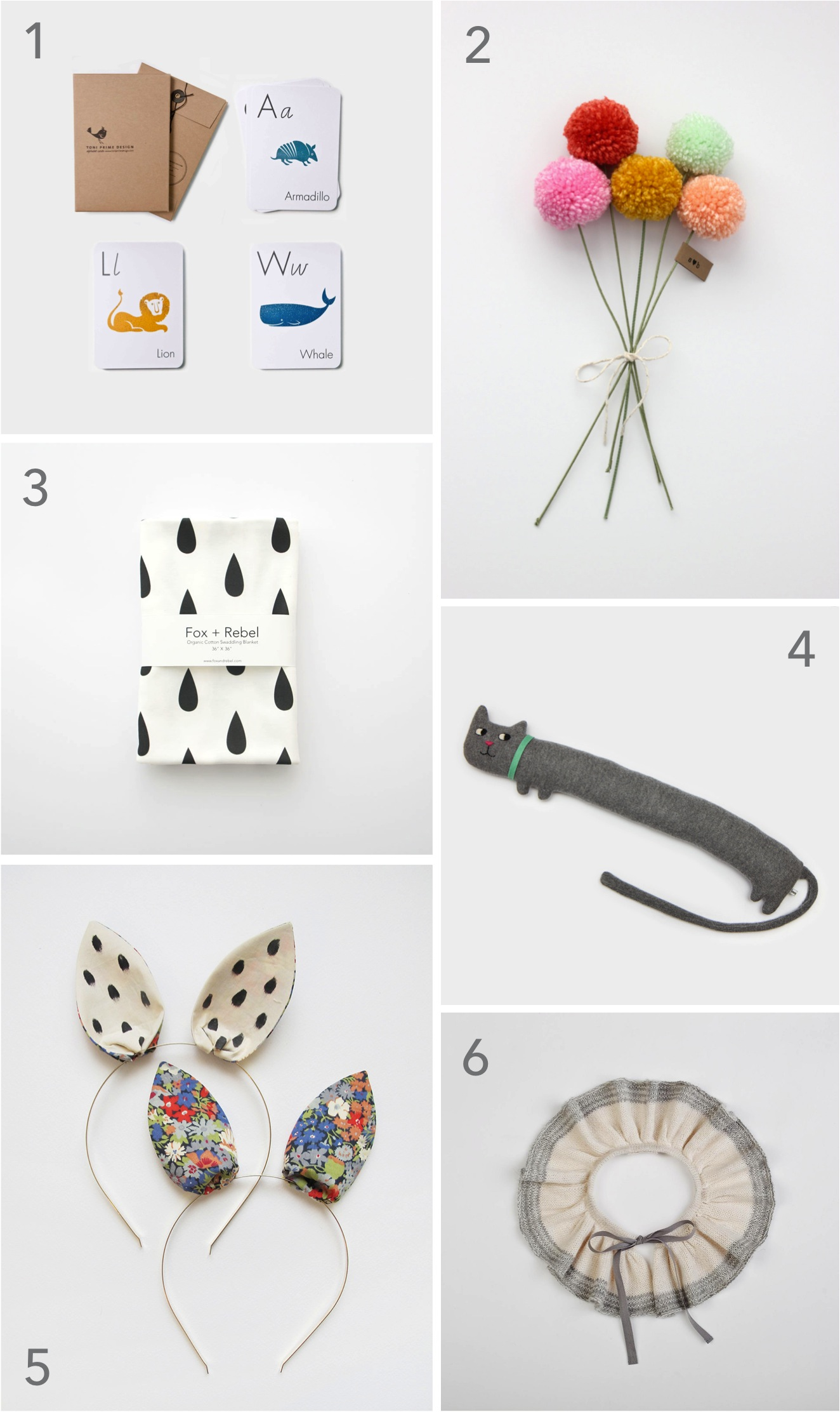 """6 etsy favourites for kids"""