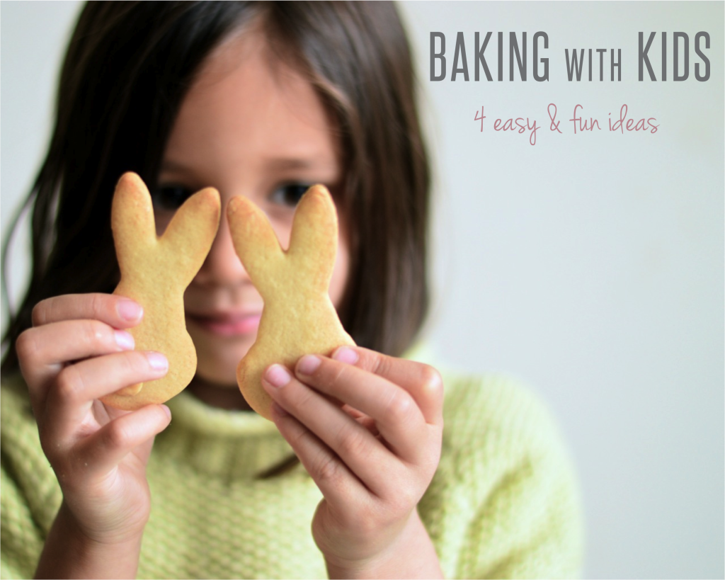 """ideas for baking with kids"""