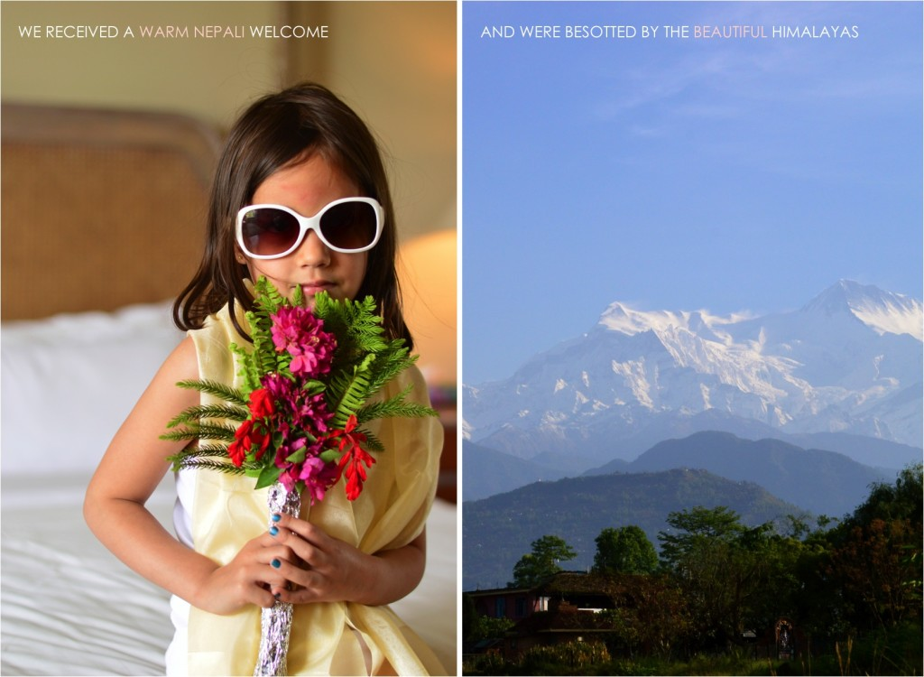 """pokhara fulbari resort views"""