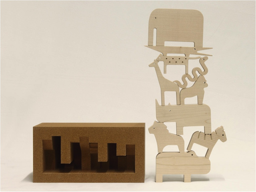 """""""wooden animal puzzle toy"""""""