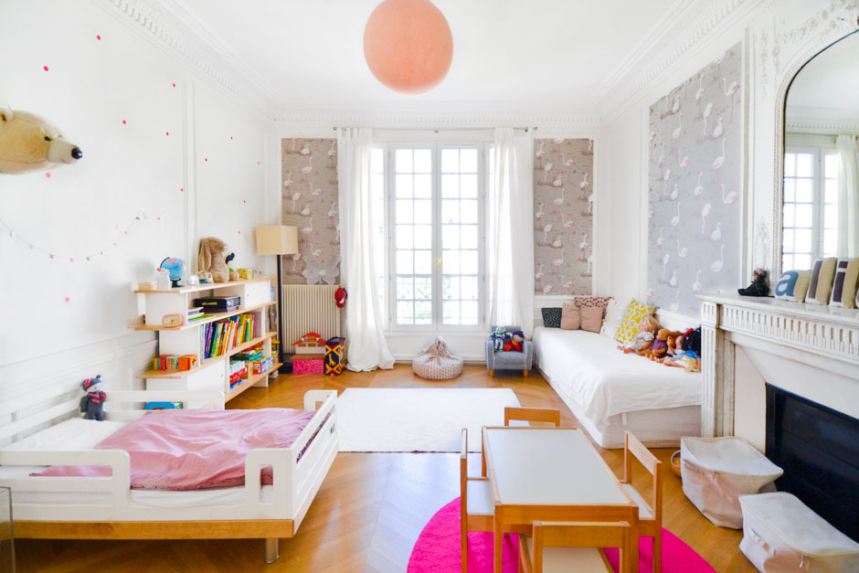 """family holiday rental home paris"""
