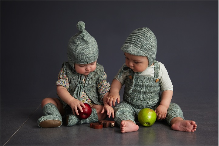 """hand knitted baby merino wool clothes"""
