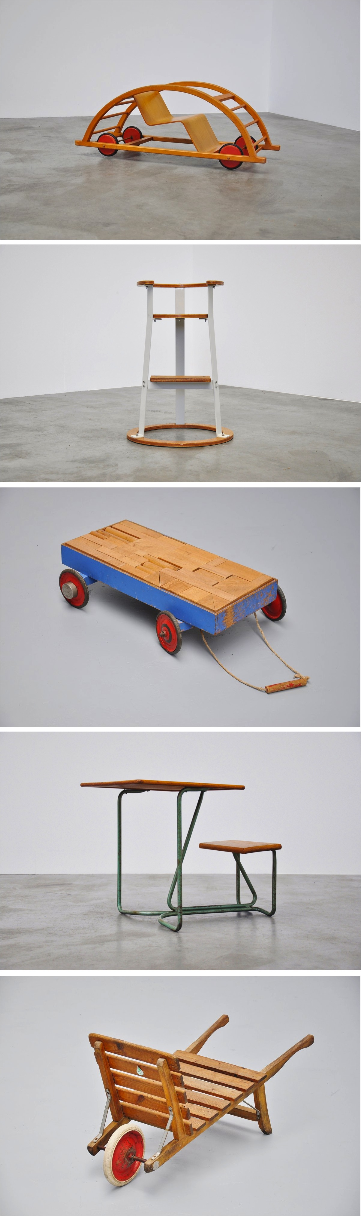 """""""vintage furniture and toys for kids"""""""