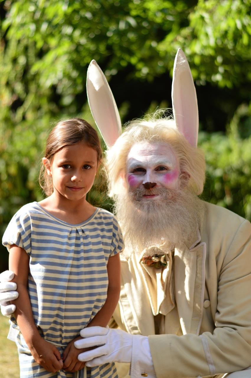 """Alice in Wonderland theatre"""
