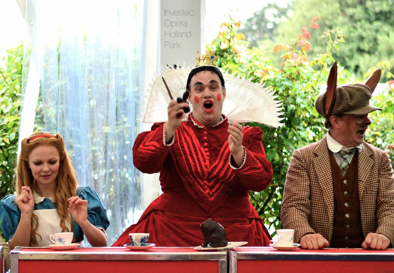 """""""alice the opera kids theatre London"""""""