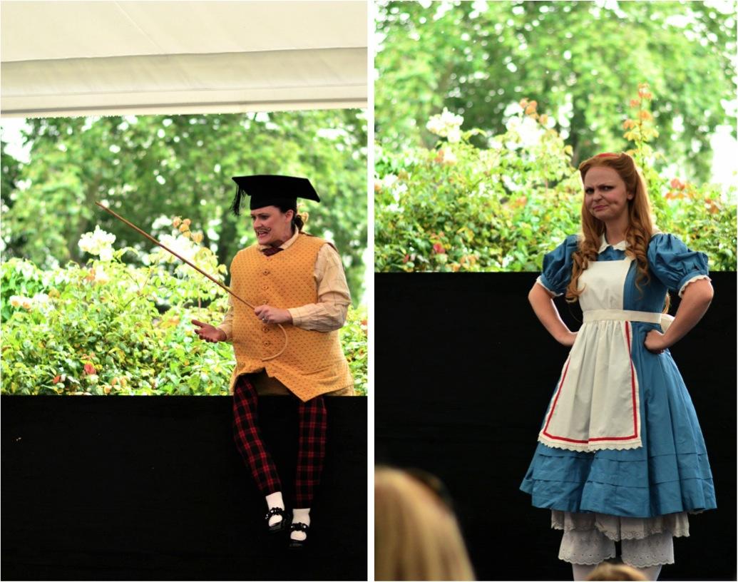 """kids theatre London Alice"""