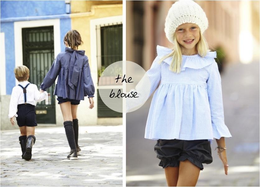 """Spanish girls clothes"""