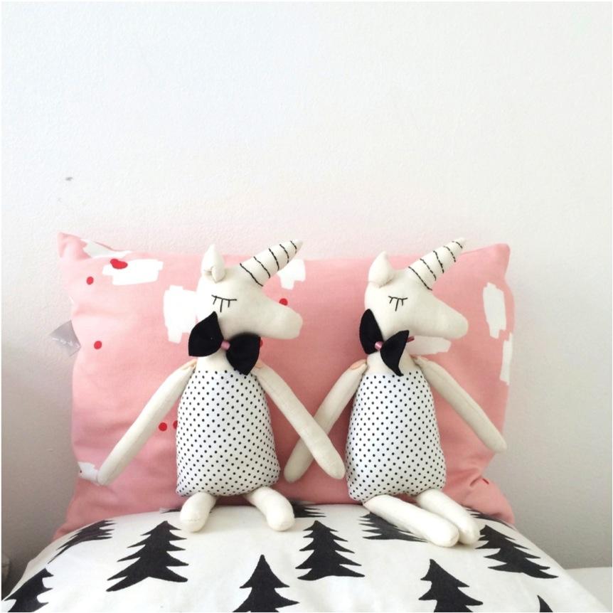 """""""handmade unicorn dolls for kids"""""""