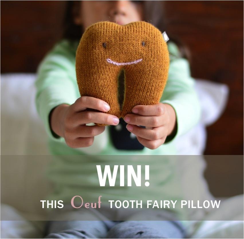"""tooth fairy pillow UK"""