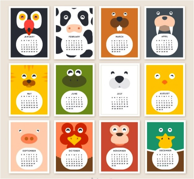 """printable 2015 calendar for kids"""