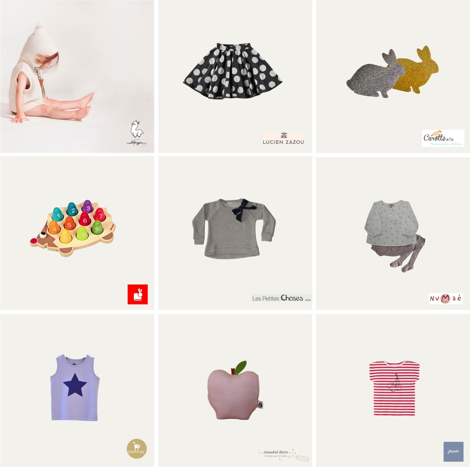 French fashion for kids sale